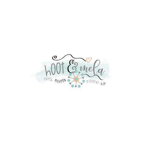 Logo - Fun, Colorful, Fresh - Bring Me Your Best!