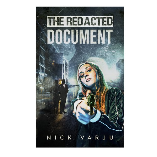 Book -  The Redacted Document