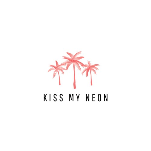 Logo for my little jewelry brand for boho, beach & neon lovers!
