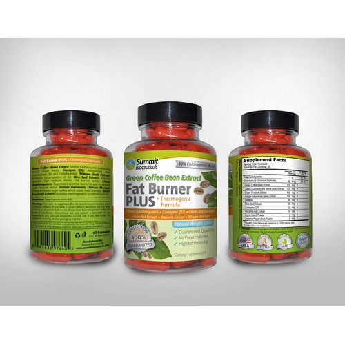 Help Summit Bioceuticals with a new product label