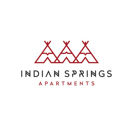 Native American Theme Logo