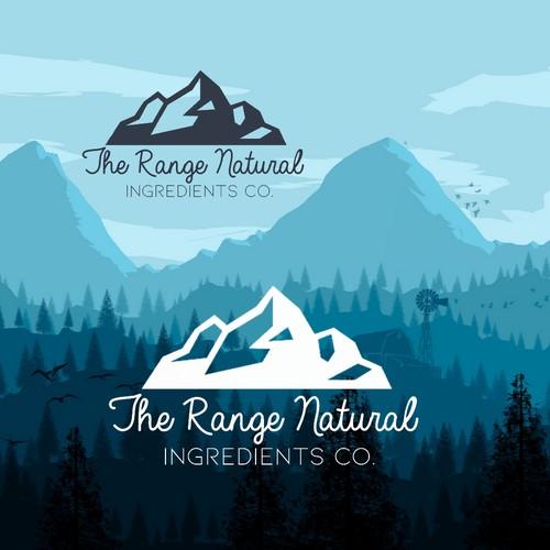 Logo The Range Natural Ingredients Co.