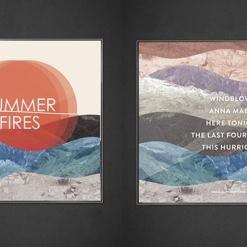 Summer Fires needs a new Album Cover!