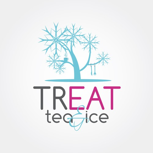 Treat Tea & Ice needs a new logo