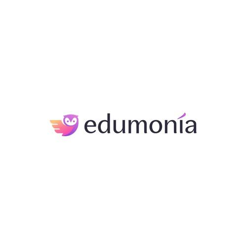 Edumonia logo