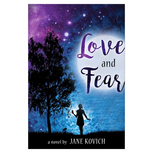 "E-book cover for ""Love and Fear"""