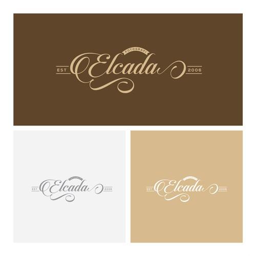 Create a stunning vintage logo for elcada fotografi