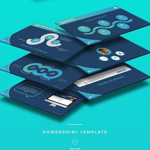 Powerpoint-Presentation Redesign