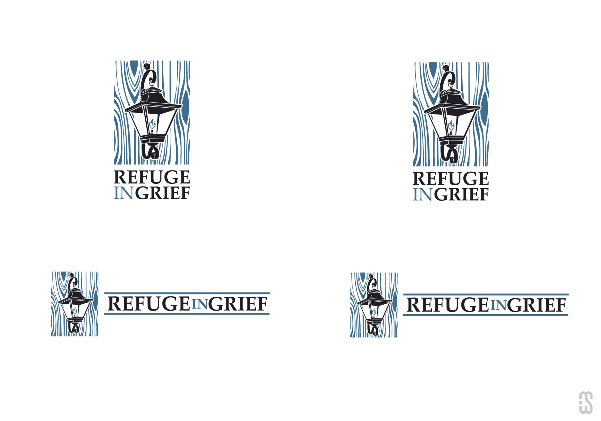 New logo wanted for refuge in grief
