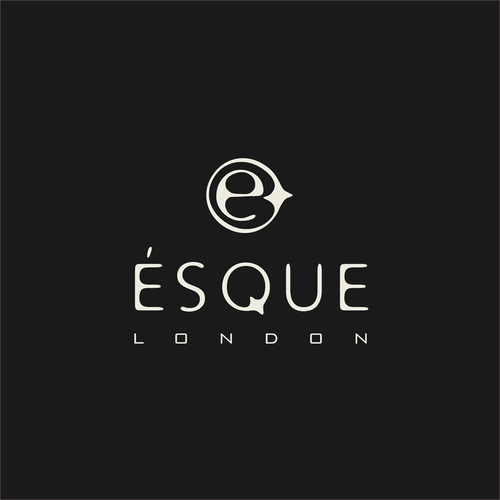 Modern dynamic logo for ÉSQUE - Clothing Brand