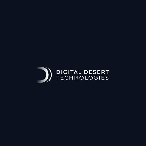 Logo concept Digital Desert Technologoies (Technology)