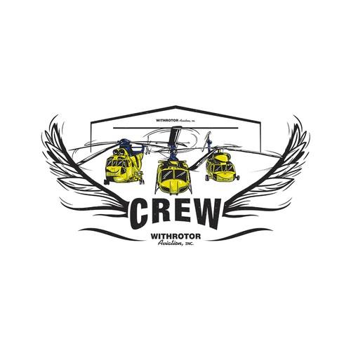 Withrotor crew