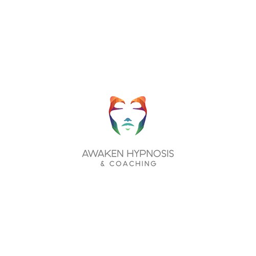 Modern and Sophisticated Logo for a Hypnotherapy Company