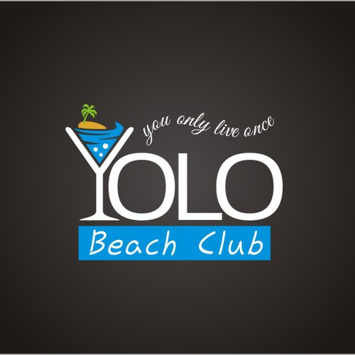 Help Yolo Beach Club with a new logo