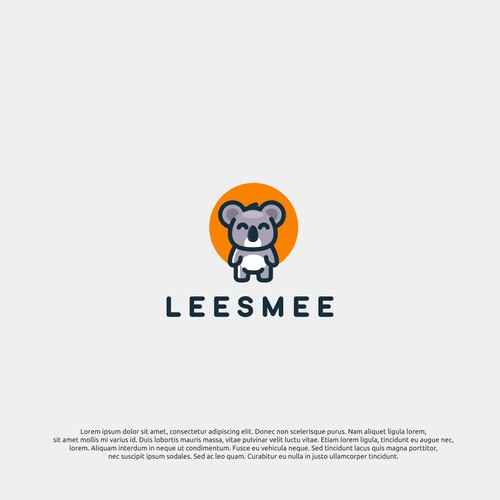 logo concept for leesmee