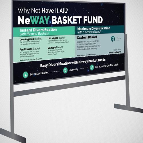 Indoor billboard design