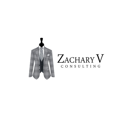 Logo for fashion consulting company