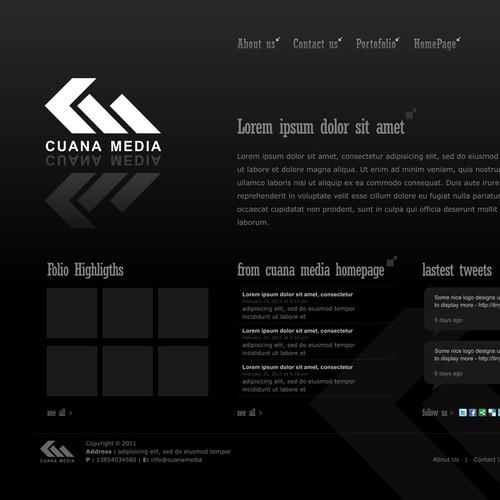 Agency Consultant Dark Website