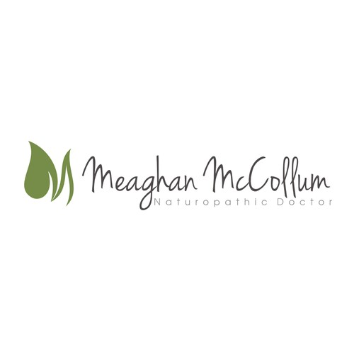 Meaghan McCollum - Naturopathic Doctor needs a new logo