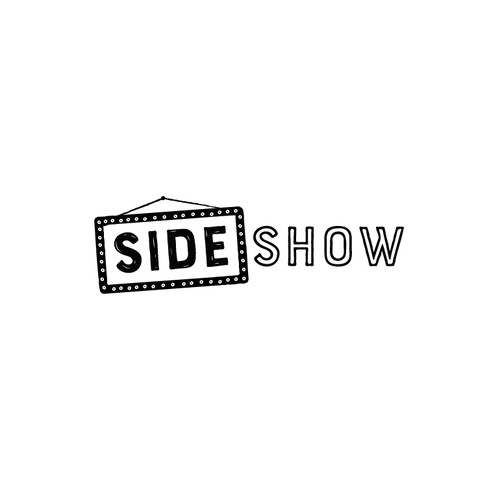 Logo for Sideshow