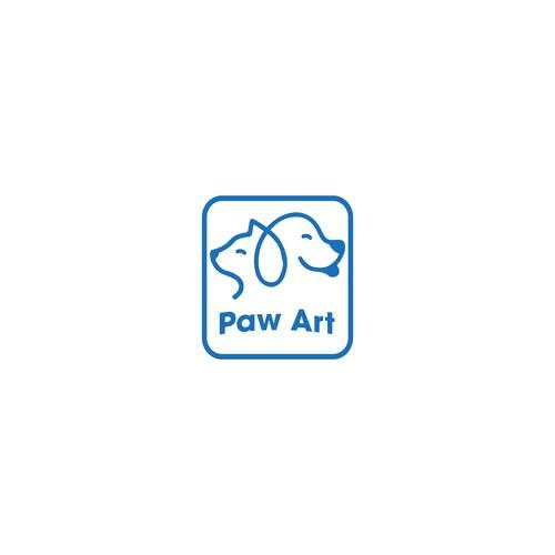 Paw art