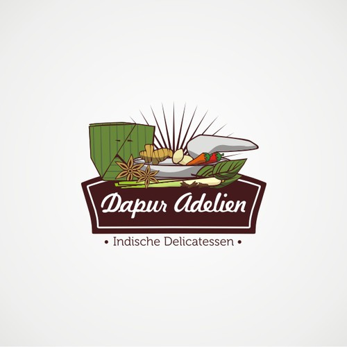 **Brilliant logo wanted for Indonesian quality food caterer**