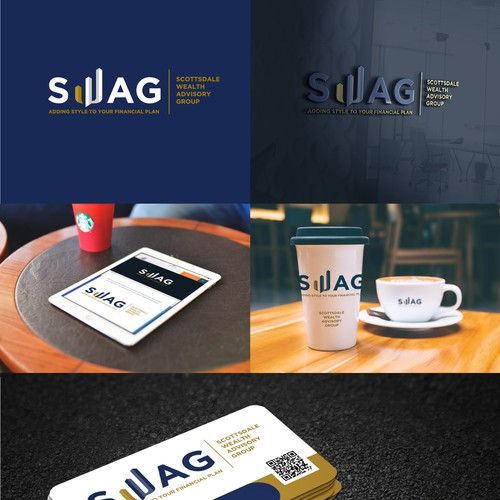 Strong logo concept for SWAG