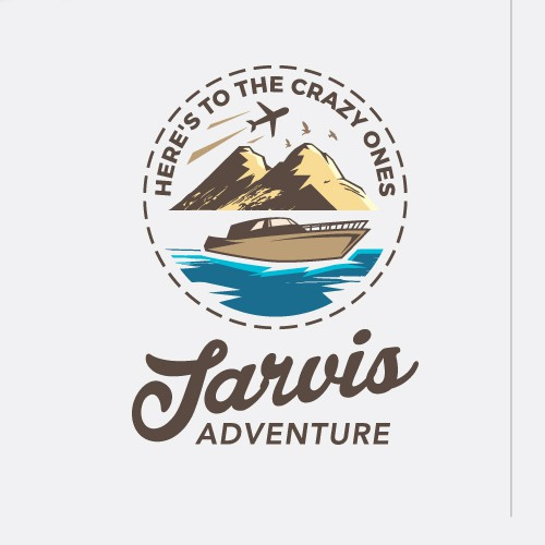 Logo for Jarvis Adventure