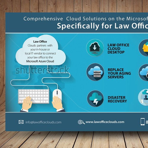 Help Law Office Clouds attract the attention of 110,000 Florida Attorneys
