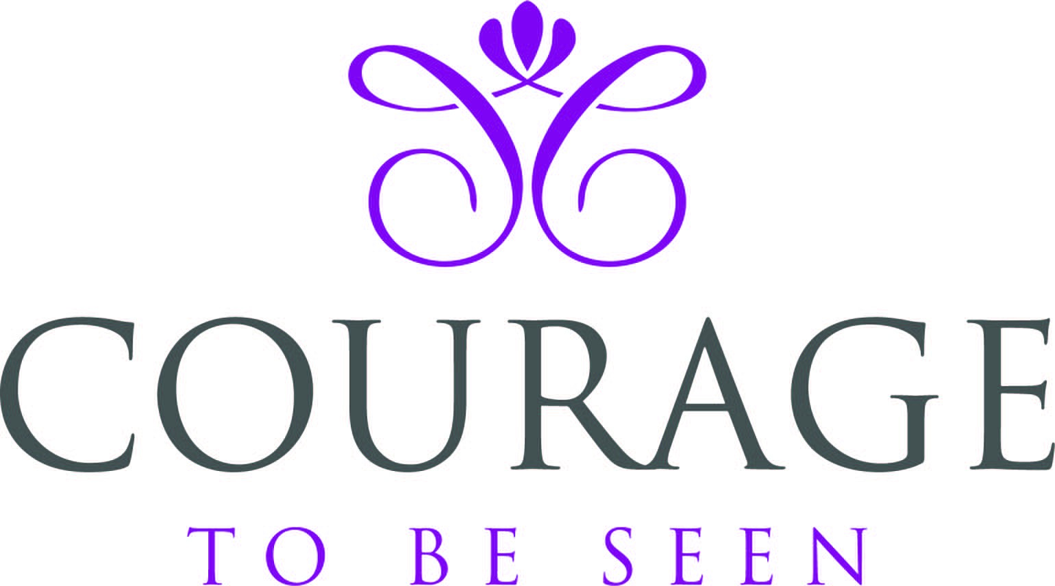 Courage to be Seen blog needs a logo