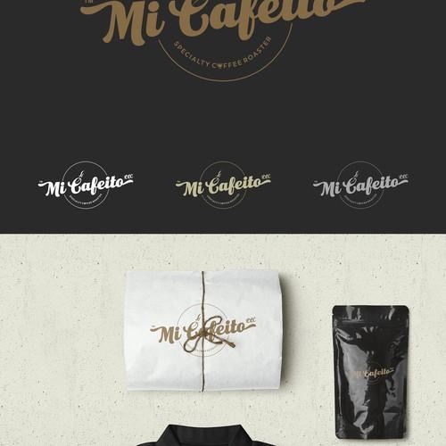 Design for coffee brand