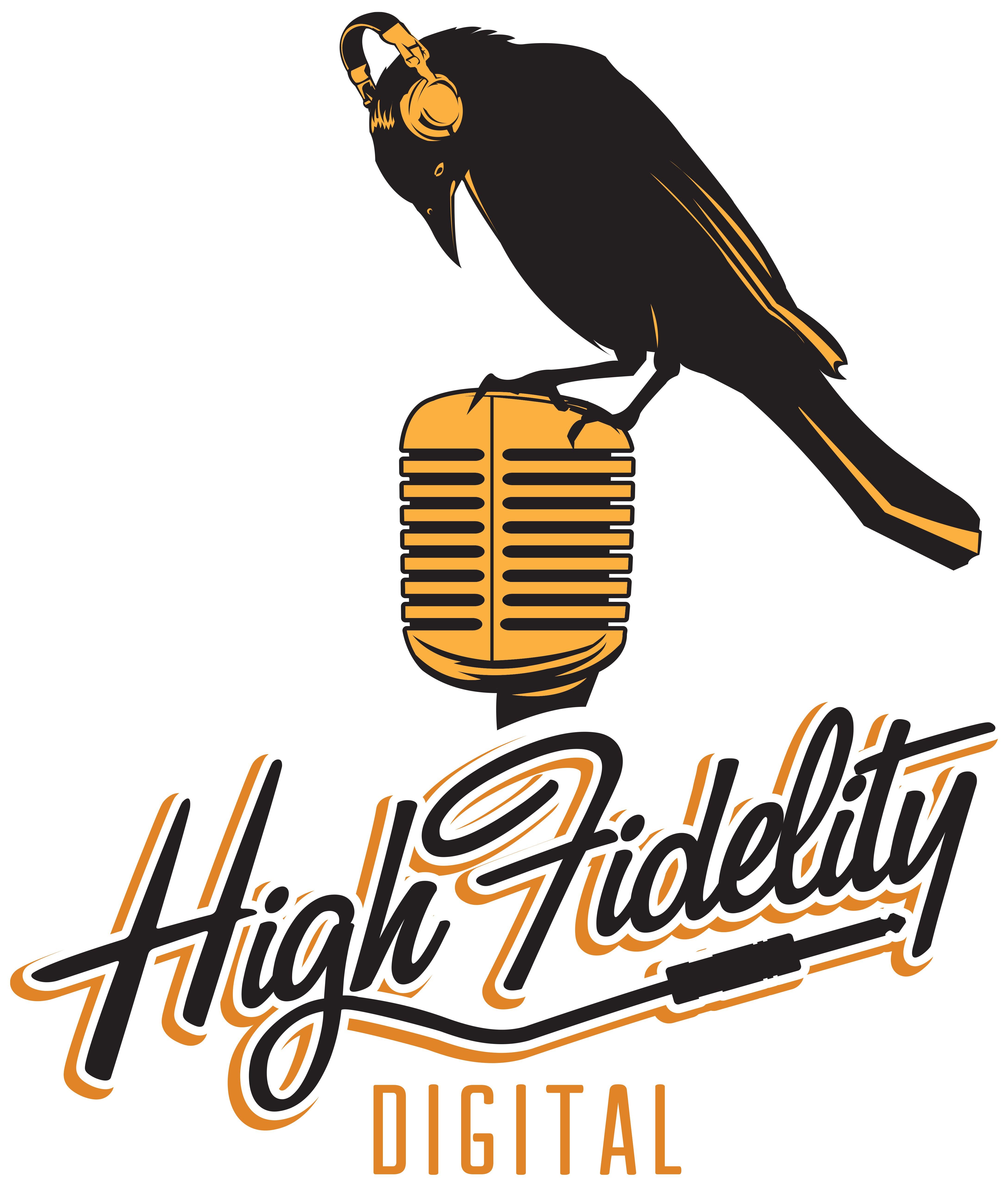High Fidelity Digital logo