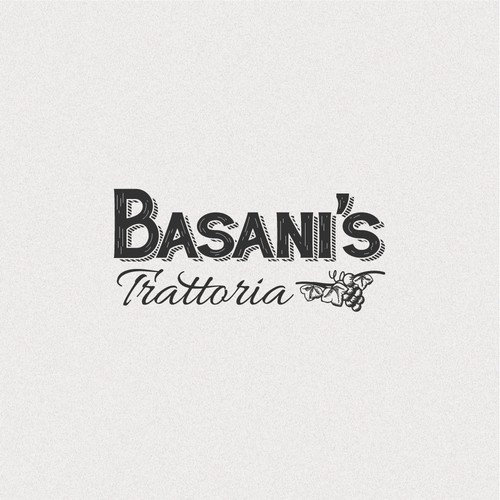 Classic Logo for Italian Restaurant