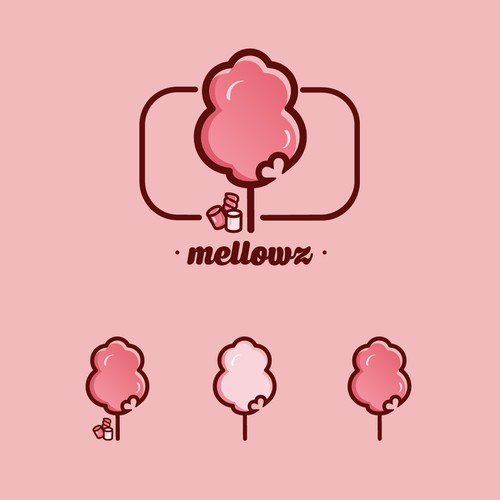 Logo concept for Mellowz
