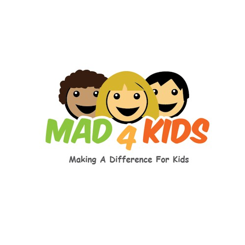 Unused kids logo