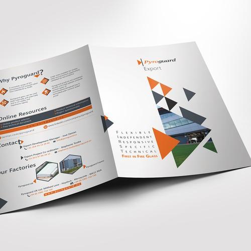 Modernise  brochure front cover