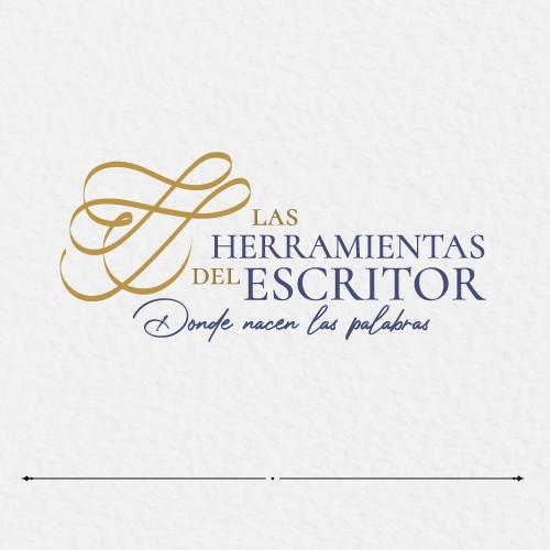 Logotipo para un blog cultural, enfocado a la escritura a mano.