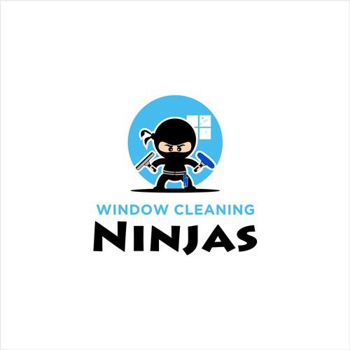 Window Cleaning Ninjas