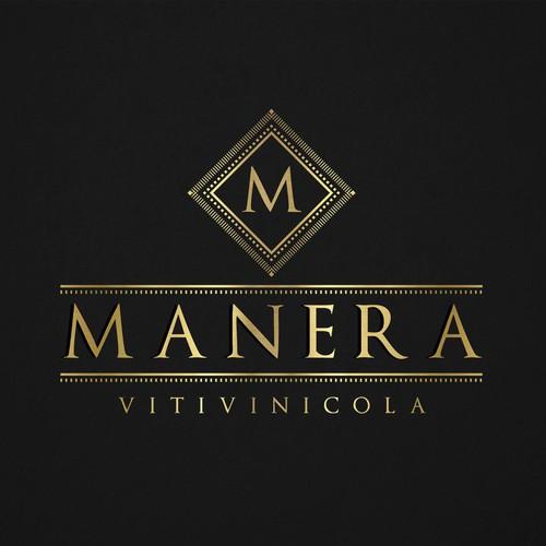 Logo design for Italian vinery