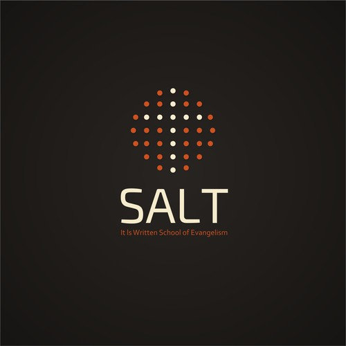 Strong logo for SALT Christian training program