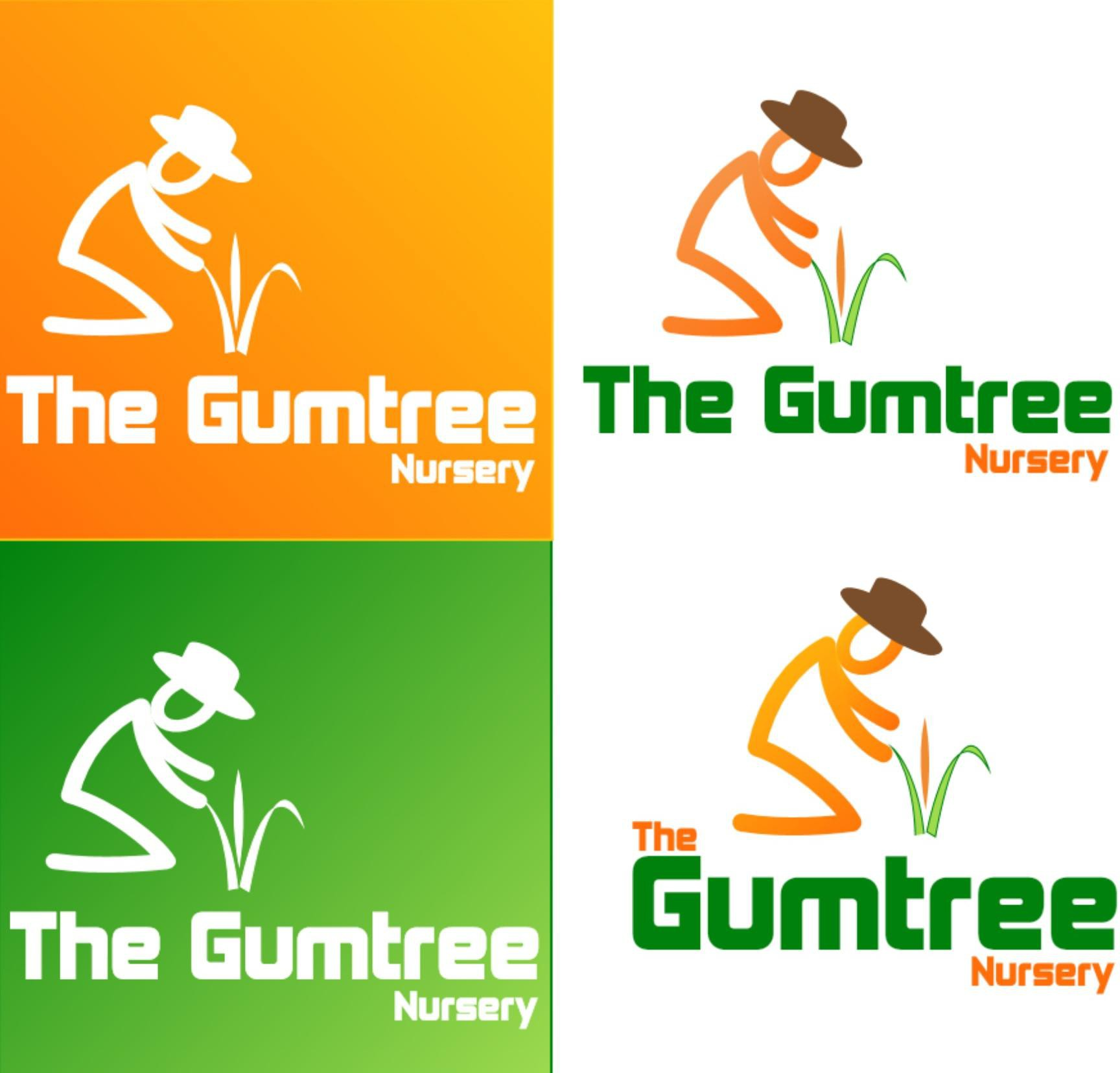 logo for The Gumtree Nursery