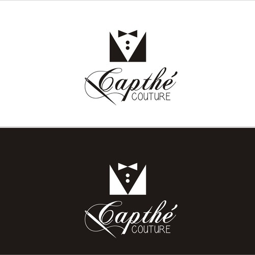Capthé fashion brand concept for arno y