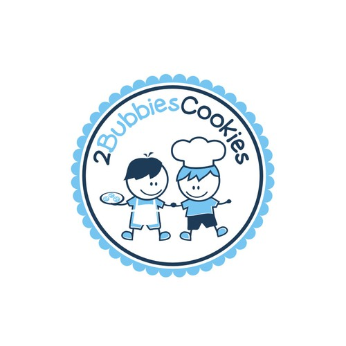 New logo wanted for 2 Bubbies Cookies