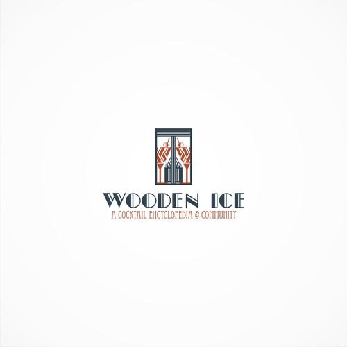 wooden ice