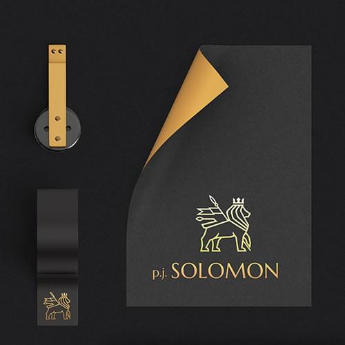 Solomon - Logo design