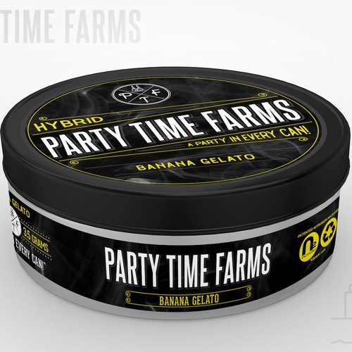 Party Times Farms Canned Cannabis