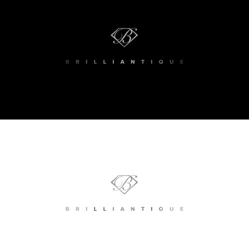 Jewellery boutique logo