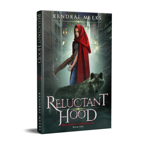 Rebellious Hood – 1th book in the Red hood Chronicles series