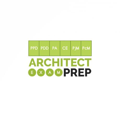 Logo For Architect Prep Company
