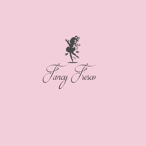 Logo concept for Fancy Fresco